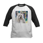 Chinese Crested Painting Baseball Jersey
