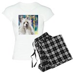Chinese Crested Painting Pajamas