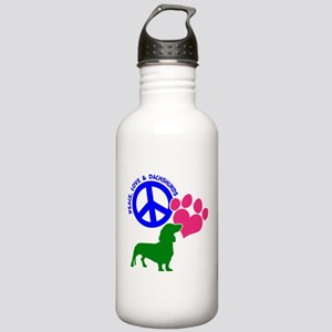 P,L,DOXIES Stainless Water Bottle 1.0L