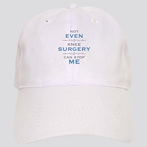 Knee Surgery Humor Cap