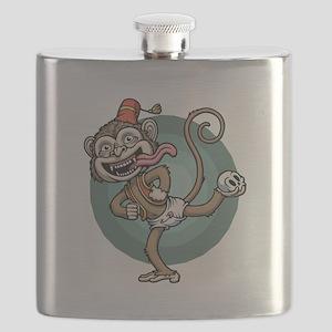 Dance, Monkey! Flask