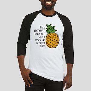 Be A Pineapple Baseball Jersey