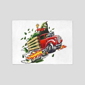 Avo Truckin 5'x7'Area Rug
