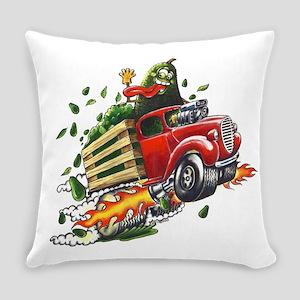 Avo Truckin Everyday Pillow
