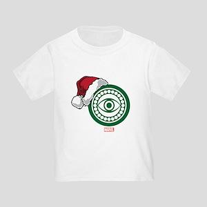 Doctor Strange Santa Toddler T-Shirt