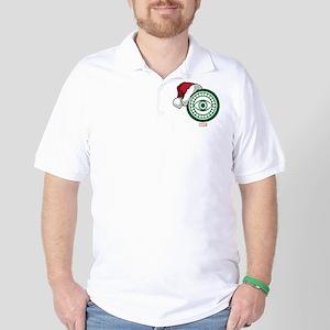 Doctor Strange Santa Golf Shirt