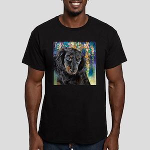 Dachshund Painting T-Shirt