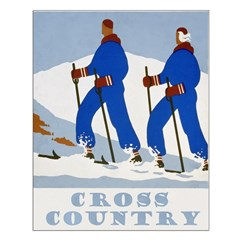 Cross Country Skiing Posters
