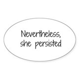 Nevertheless she persisted 10 Pack