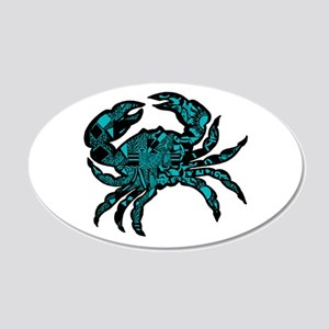 CLAWS Wall Decal