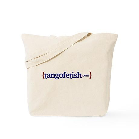 """Tangofetish/I Hate Spunk"" Book Tote"