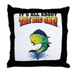 IAATBO! Throw Pillow
