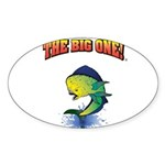 IAATBO! Sticker (Oval 50 pk)