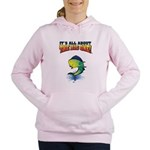 IAATBO! Women's Hooded Sweatshirt
