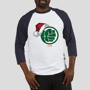 Hulk Santa Baseball Jersey
