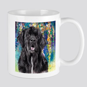 Newfoundland Painting Mugs