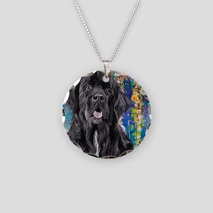 Newfoundland Painting Necklace
