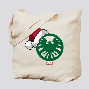 SHIELD Logo Santa Tote Bag