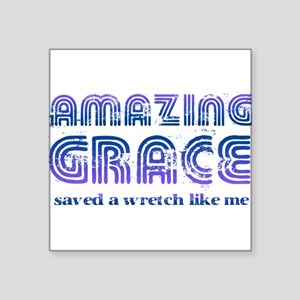 Amazing Grace Sticker