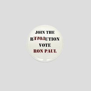 JOIN THE REVOLUTION Mini Button