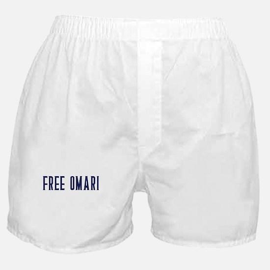 Free Omari Boxer Shorts