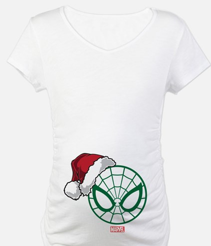 Spider-Man Santa Shirt