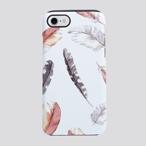 Feathers iPhone 8/7 Tough Case