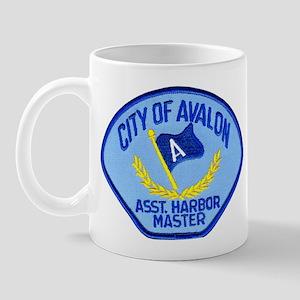 Avalon Harbor Master Mug