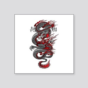 Asian Dragon Sticker
