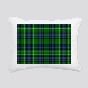 Tartan - Abercrombie Rectangular Canvas Pillow