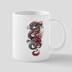 Asian Dragon Mugs