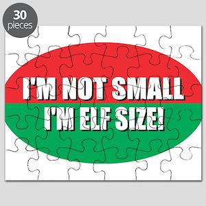 Elf Size Puzzle