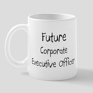 Future Corporate Executive Officer Mug