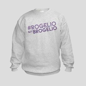 Rogelio My Brogelio Kids Sweatshirt