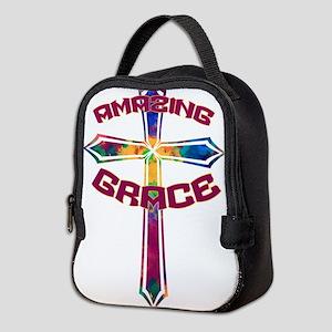 Amazing Grace Neoprene Lunch Bag