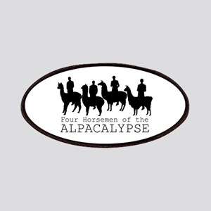 Four Horsemen of Alpacalypse Patch