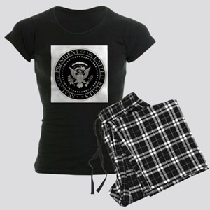 Presedent Seal Women's Dark Pajamas