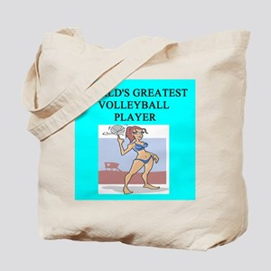 volleyball gifts t-shirts Tote Bag