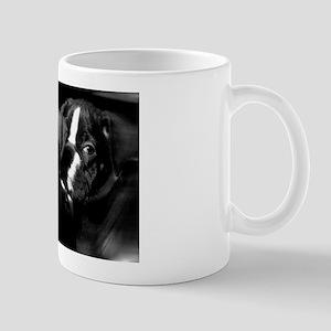 Boxer pups Mugs