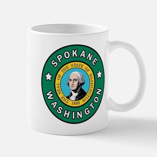 Spokane Washington Mugs