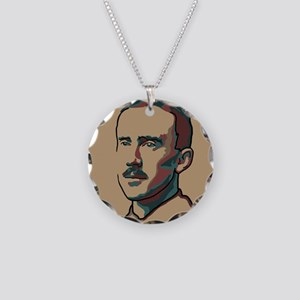 J. R. R. Tolkien Necklace Circle Charm