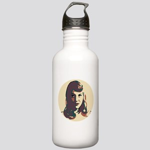 Sylvia Plath Stainless Water Bottle 1.0L