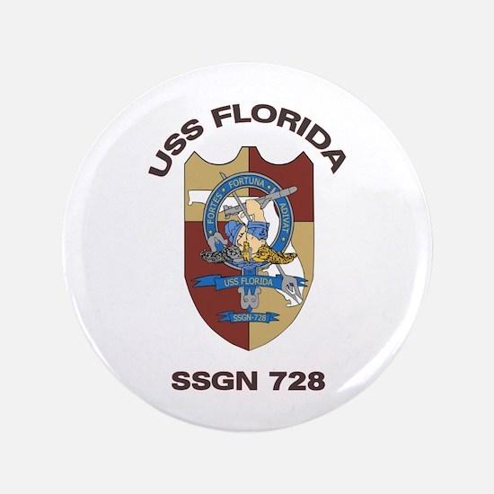 USS Florida SSGN 728 Button