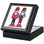 The Happy Shriners Nutcrackers Keepsake Box