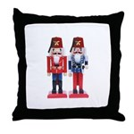 The Happy Shriners Nutcrackers Throw Pillow