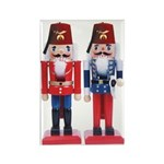 The Happy Shriners Nutcrackers Rectangle Magnet (1