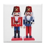 The Happy Shriners Nutcrackers Tile Coaster