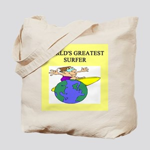 surfer gifts t-shirts Tote Bag