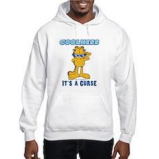 Cool Garfield Hooded Sweatshirt