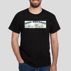 Holy Shiitake Ash Grey T-Shirt